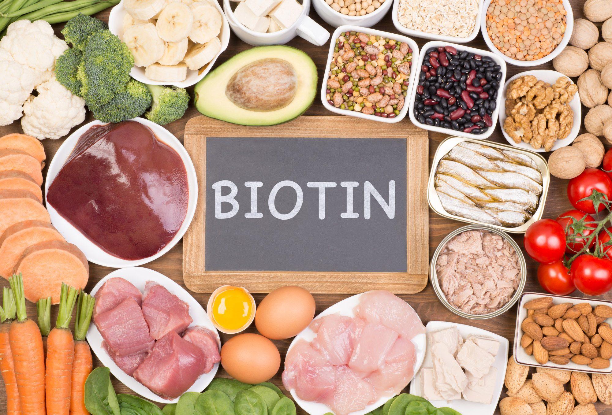 Biotinhaltige Lebensmittel: Die Top 10 Lebensmittel mit Biotin